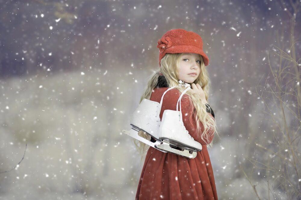 秋のアイスショー、服装はどうする?春、夏、秋でも防寒はいるの?