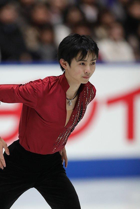 島田高志郎、ジャパンオープン、NHK杯へ初参戦のシニアデビュー!(動画も)