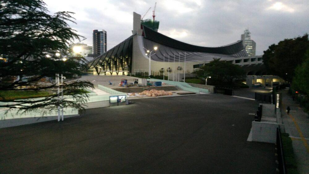 代々木第一体育館 改修後の座席表、トイレは?アクセス、全日本フィギュア選手権?