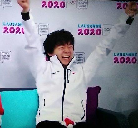 ユース五輪フィギュア(2020)、鍵山優真(かぎやまゆうま)が優勝!結果詳細も